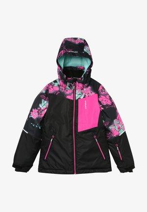 LEEDS - Ski jas - black