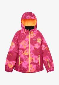 Icepeak - LINN - Lyžařská bunda - burgundy - 2
