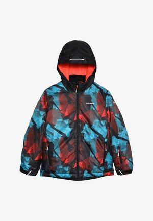 LOCKE  - Lyžařská bunda - blue/ black
