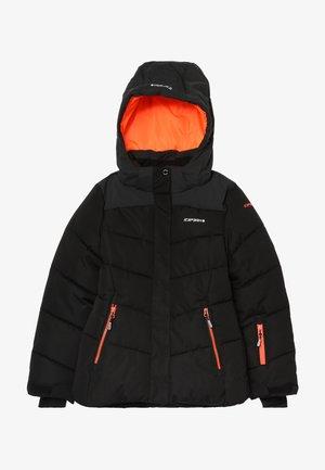 LILLE - Lyžařská bunda - black