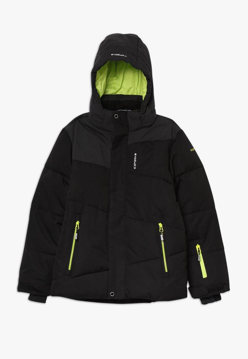 Icepeak - LINTON  - Ski jacket - black