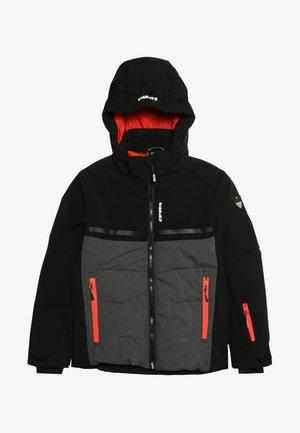 LAMBERT - Lyžařská bunda - black