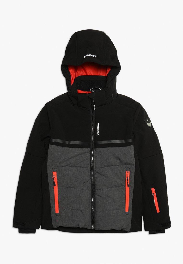 Icepeak - LAMBERT - Lyžařská bunda - black
