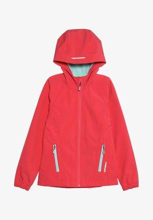 KENSETT - Soft shell jacket - hot pink
