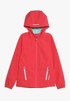 KENSETT - Soft shell jacket - hot pink