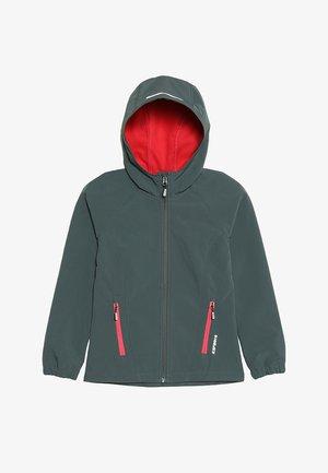 KENSETT - Soft shell jacket - olive