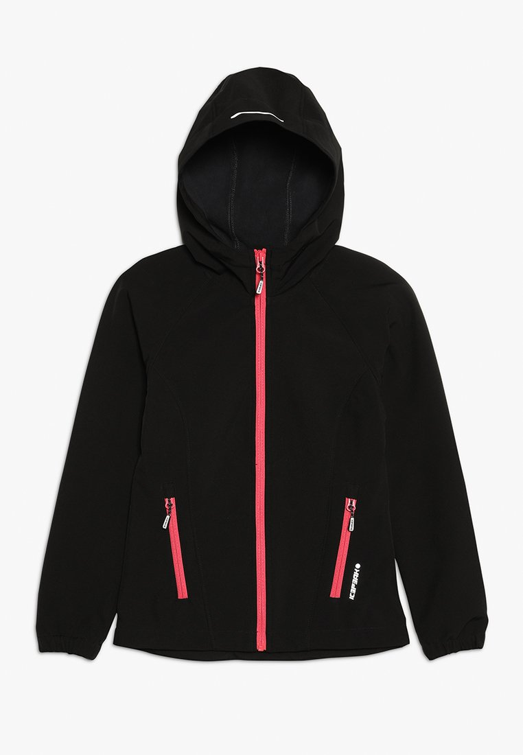 Icepeak - KENSETT - Soft shell jacket - black