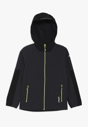 KINROSS - Soft shell jacket - anthracite