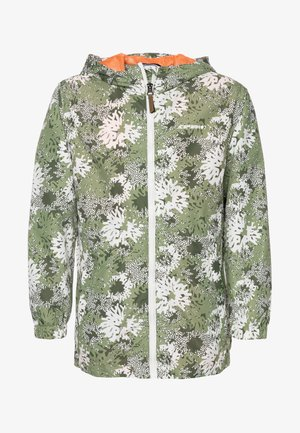 LORAINE - Waterproof jacket - antique green