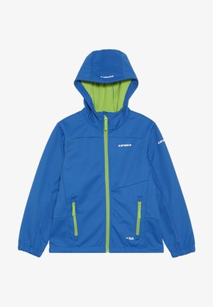 LAURENS - Soft shell jacket - blue