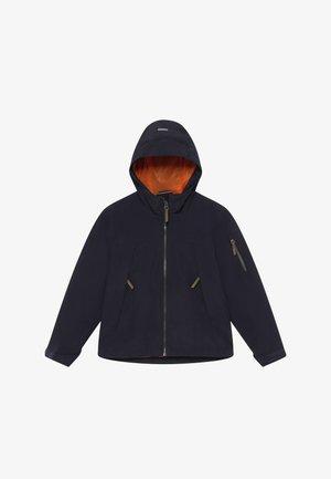 KREFELD - Hardshellová bunda - dark blue