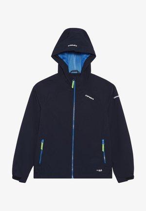 KANGLEY - Kurtka Outdoor - dark blue