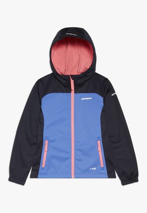 LAMESA  - Soft shell jacket - aqua