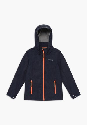 KOKOMO - Soft shell jacket - dark blue