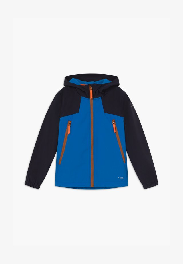 KANEVILLE - Softshelljacke - royal blue