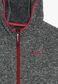 Icepeak - KUNA - Fleece jacket - lead grey - 4