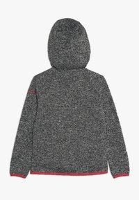 Icepeak - KUNA - Fleece jacket - lead grey - 1