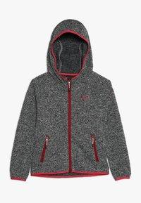 Icepeak - KUNA - Fleece jacket - lead grey - 0