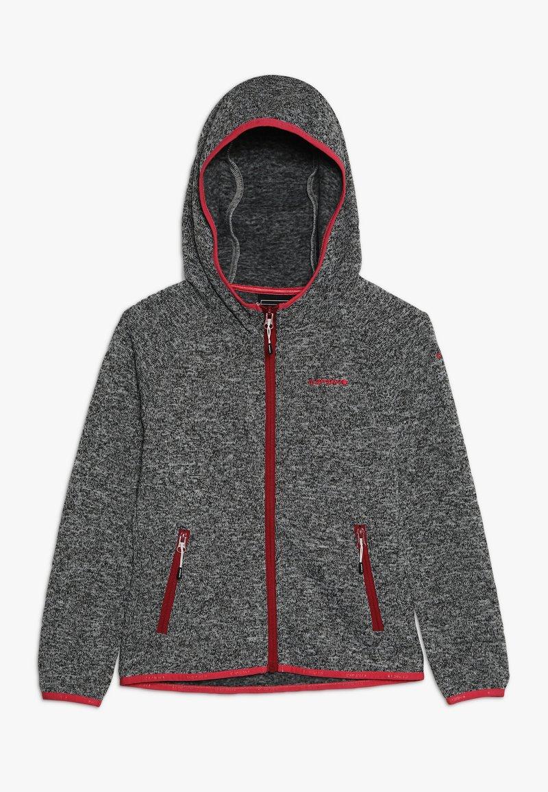Icepeak - KUNA - Fleece jacket - lead grey