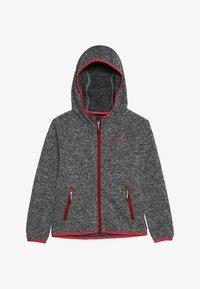 Icepeak - KUNA - Fleece jacket - lead grey - 3