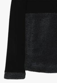 Icepeak - LINGEN - Fleecová mikina - black - 2
