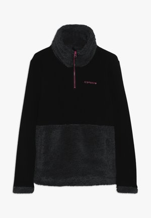 LINGEN - Sweat polaire - black