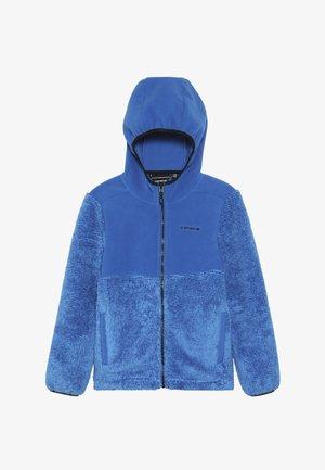 LINNEUS - Fleece jacket - aqua