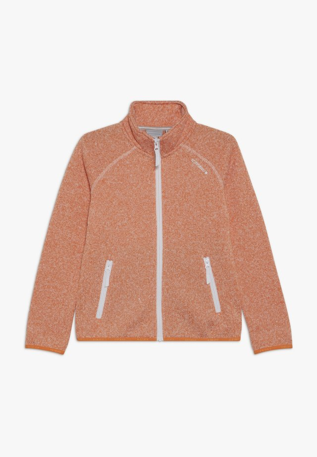 LORAIN - Fleece jacket - abricot