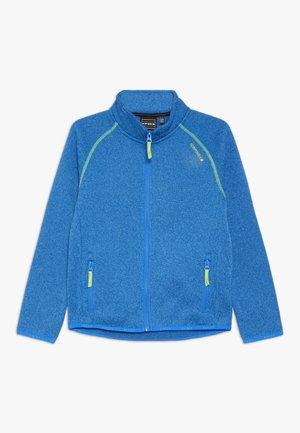 LONGTON - Fleecová bunda - royal blue