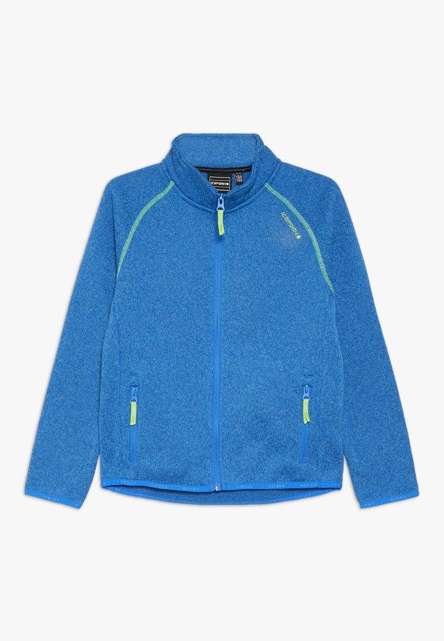 LONGTON - Fleece jacket - royal blue