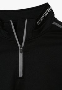 Icepeak - ROBIN - Maglietta a manica lunga - black - 3