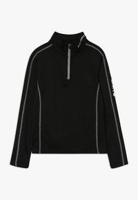 Icepeak - ROBIN - Maglietta a manica lunga - black - 0