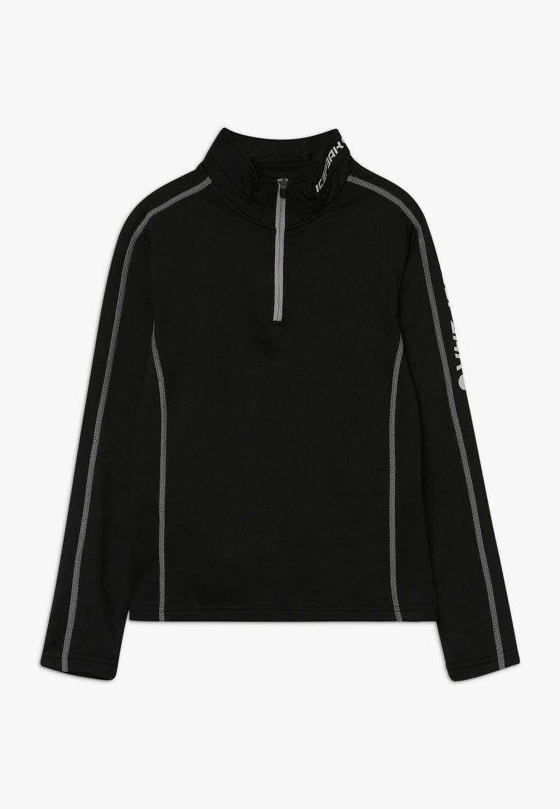 Icepeak - ROBIN - Maglietta a manica lunga - black