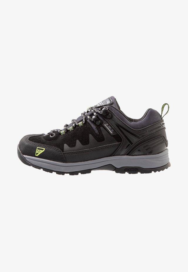 WYOT JR - Climbing shoes - black