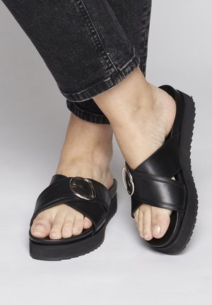 IATILLA FW - Chaussons - black
