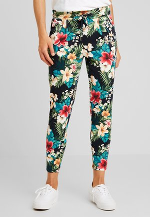 KATE PRINTED - Trainingsbroek - black