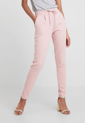 KATE - Tracksuit bottoms - rose smoke