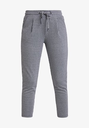 KATE STRIPY TROUSERS - Broek - total eclipse