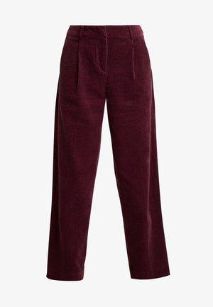 AMANDA - Trousers - winetasting