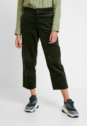 Pantaloni - dark green