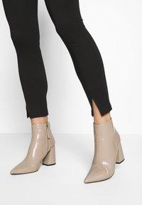 ICHI - IHKATE TREND - Legging - black - 3