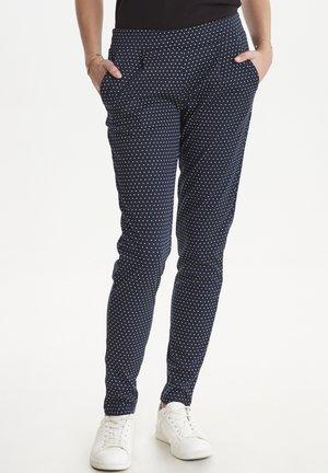 IHKATE - Pantalon classique - dark blue
