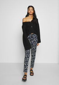 ICHI - IHLISA - Trousers - cool blue - 1