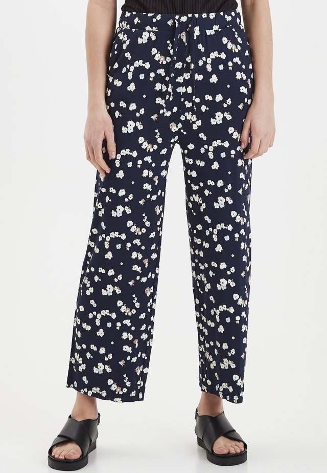 IHLISA  - Pantalon classique - cool blue