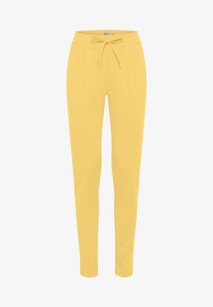 IHKATE  - Pantaloni sportivi - buff yellow