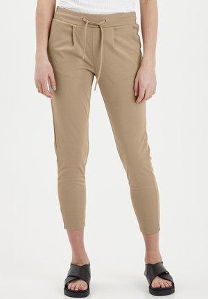 ICHI IHKATE - Trousers - natural