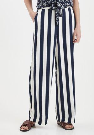 IHCATARINA  - Trousers - dark blue