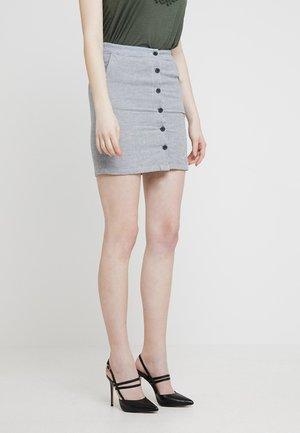 Mini skirt - blue mirage