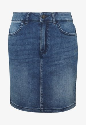 TWIGGY - Denim skirt - medium blue