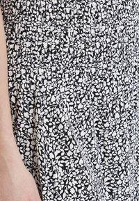 ICHI - IHLISA - A-line skirt - black - 4